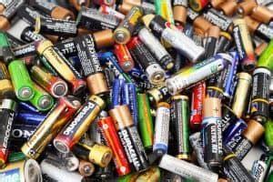 batteries find  disposal center