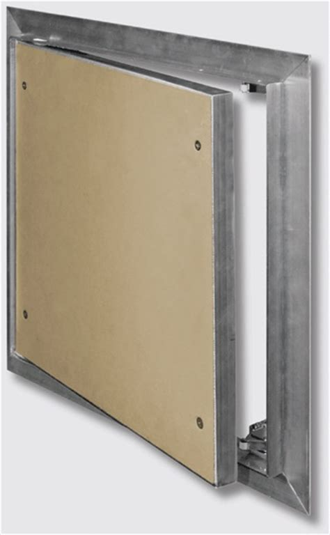 Access Door In Drywall by Acudor Dw 5058 Access Door With Drywall Insert 24 Quot X 24