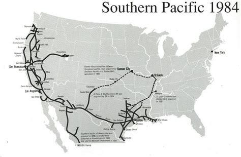 union pacific railroad map texas union pacific rr system map pictures to pin on pinsdaddy