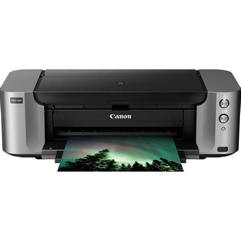 canon pro 100 pixma wireless professional inkjet photo