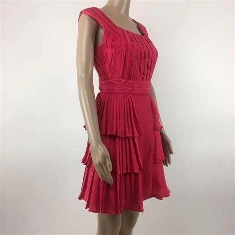 Sleeveless Pleated Mini Dress reiss reiss faith pink sleeveless pleated mini dress