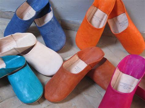 Handmade Slippers For - babouche handmade leather slippers for gundara