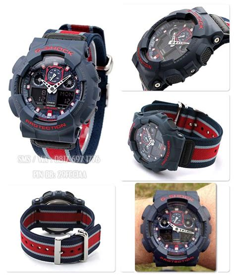 Jam Tangan Casio G Shock Gd 120ts ga 100mc 2a