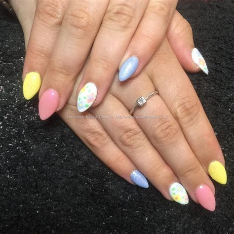 25 blue nail art designs ideas free premium templates