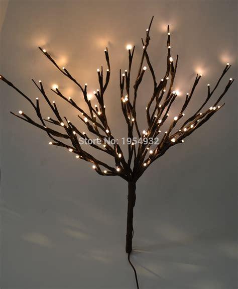 led battery branch light 20 quot 100led christmas branch light