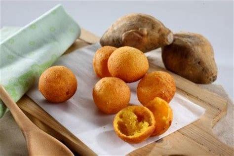membuat kue bola ubi bola ubi gembung wijen sajian sedap aneka jajanan