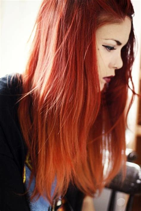 which hair is better happy hair or boojie brown to red ombre hair red ombre hairstyles crowning