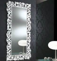 Unique Vanity Mirrors Modern Large Decorative Bathroom Mirrors Decorating