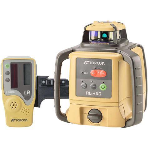 Topcon Rotating Laser Level Rl H4c topcon rl h4c rotary laser level rl h4c the home depot