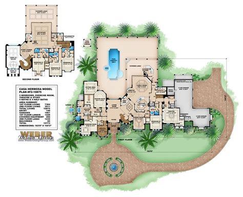 house plans monster casa hermosa house plan monster house plans by weber