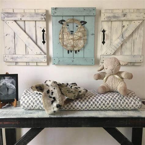 sheep nursery decor best 25 rustic nurseries ideas on