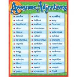 list of adjectives to describe a person learn