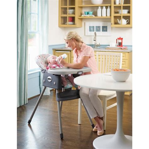 high chair position highchair and booster graco simpleswitch hoot ebay