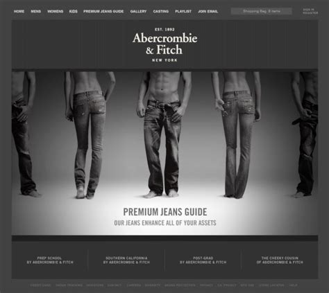design clothes website 35 inspirational fashion website designs webdesigner depot