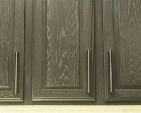 gray stained oak cabinets grey stained oak houzz