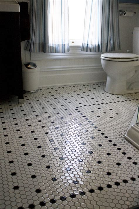 Floor Tiles For Bathroom Hexagon Bathroom Floor Tile Decor Ideasdecor Ideas