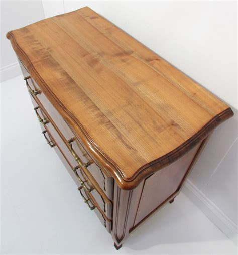 antique cherry wood chest of drawers a good antique french solid cherry wood small chest of