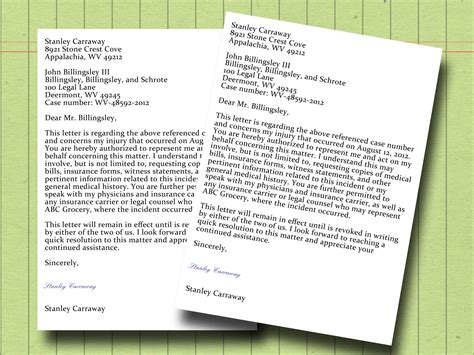 do i need to write a letter of resignation how to write a letter to your attorney with sle letters
