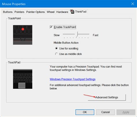 install windows 10 dell laptop enable precision touchpad in any windows 10 laptop