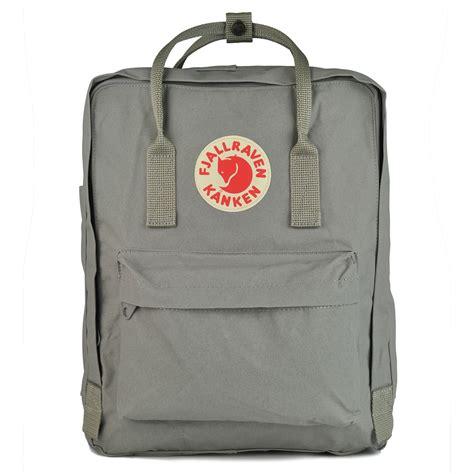 Fjallraven Kanken Original 100 Classic Kanken Backpack fjallraven kanken classic the sporting lodge