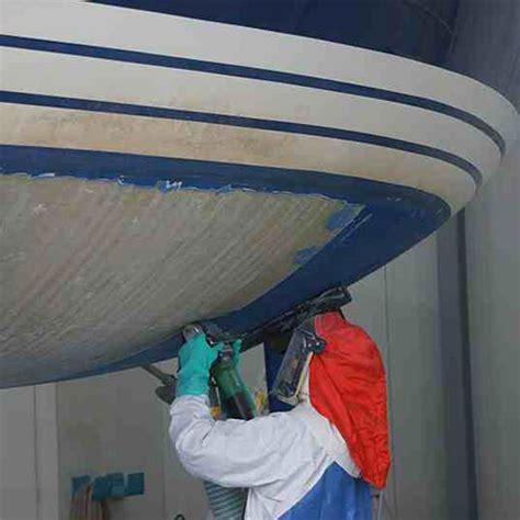polyester boot laten verven deltayacht yachtwerf en winterstalling zeeland