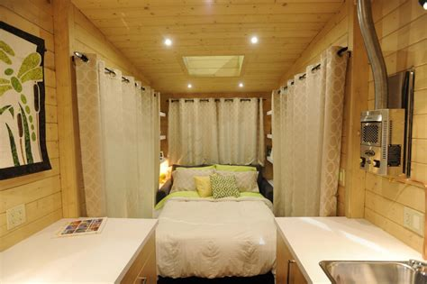 completed robinson dragonfly tiny house on wheels