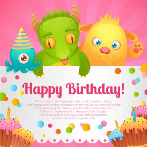 happy birthday backdrop design birthday background design vector premium download