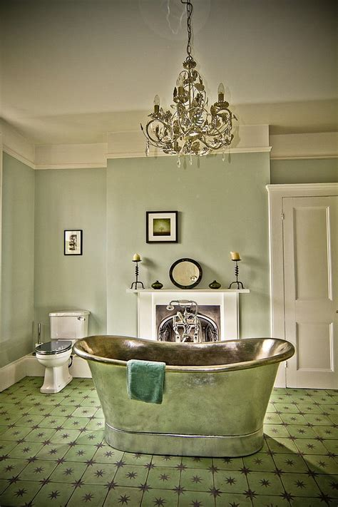 Green Bathroom Ideas by 20 Refreshing Bathrooms With A Splash Of Green