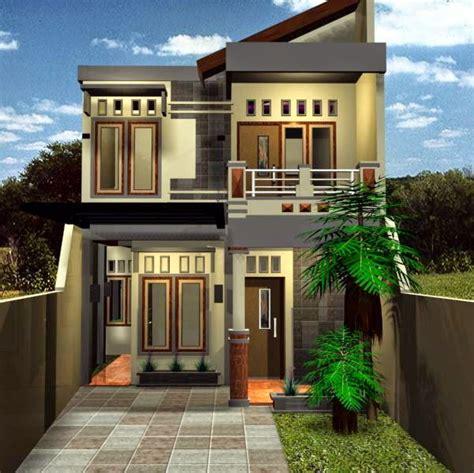 efisiensi pemanfaatan lahan  konsep rumah minimalis