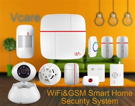 wholesale vcare home security system from china