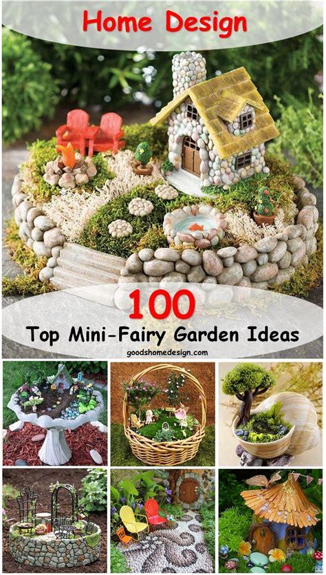 home design garden architecture blog magazine take your pick the top 100 miniature fairy garden design