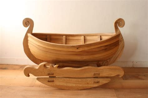 rocking boat kealwork rocking boat rkrb this rocking viking boat is an