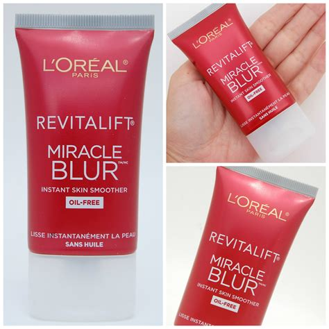 Loreal Blur l oreal revitalift miracle blur instant skin smoother