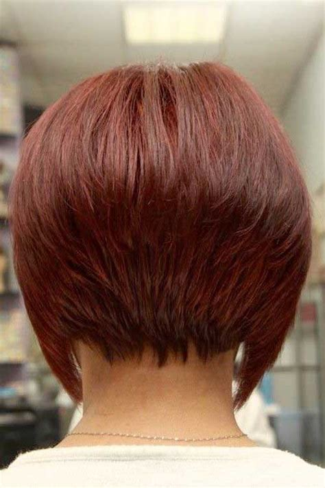 bob hairstyle cut wedged in back wedge haircut medium length hairs picture gallery