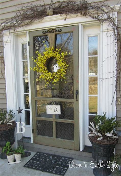 Front Door Screen by 27 Cool Front Door Designs With Sidelights Shelterness