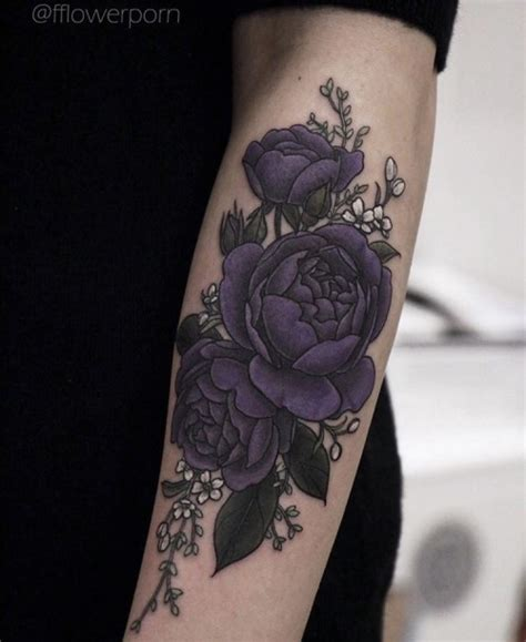 small rose tattoos tumblr