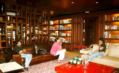 srk home interior what are the secrets of shah rukh khan