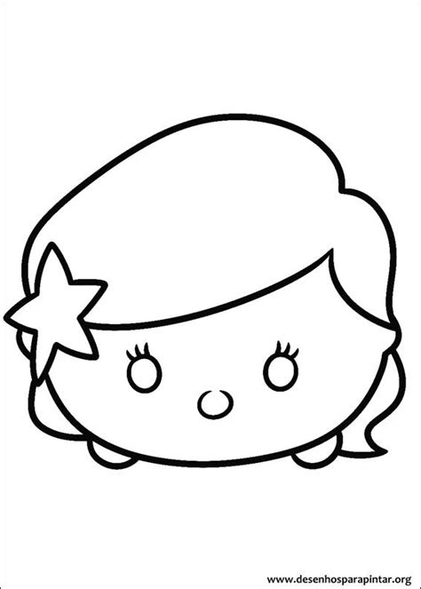 disney tsum tsum coloring pages coloring pages for kids free images disney tsum tsum free
