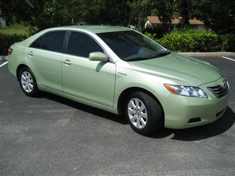 2007 Toyota Camry Hybrid 2007 Toyota Camry Pictures Cargurus