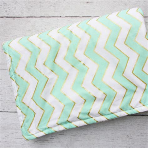 mint green chevron bedding pin mint chevron free cute summer blog bannerpng on pinterest
