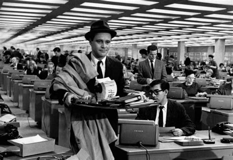 The Appartment by The Apartment 1960 Review For The Billy Wilder Blogathon Screenkicker