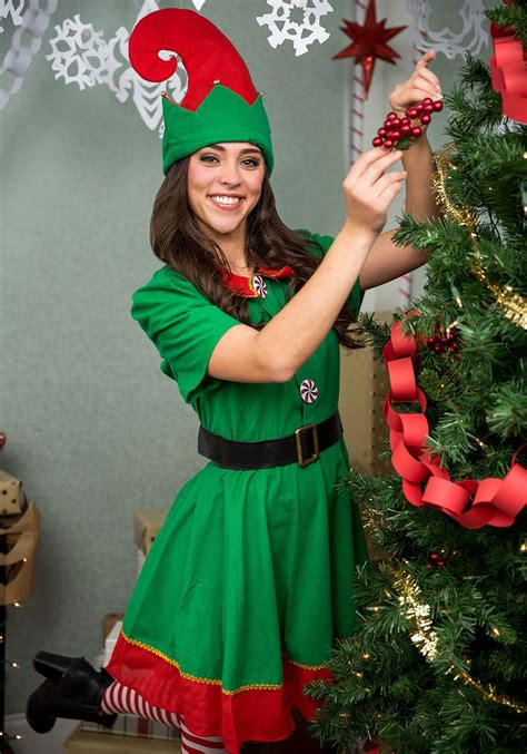 womens holidays costume for