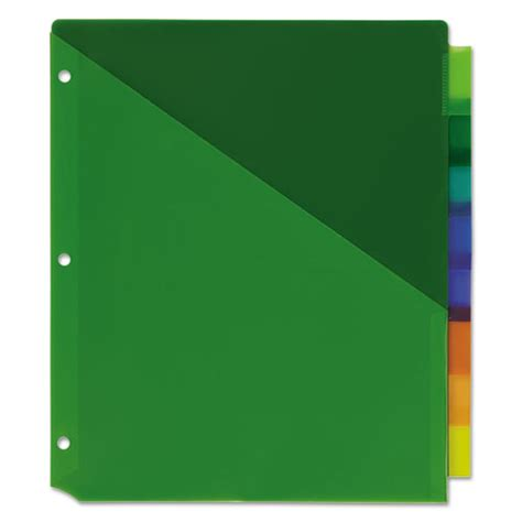Avery Big Tab Dividers Template by Ave11907 Avery Insertable Big Tab Plastic Dividers W