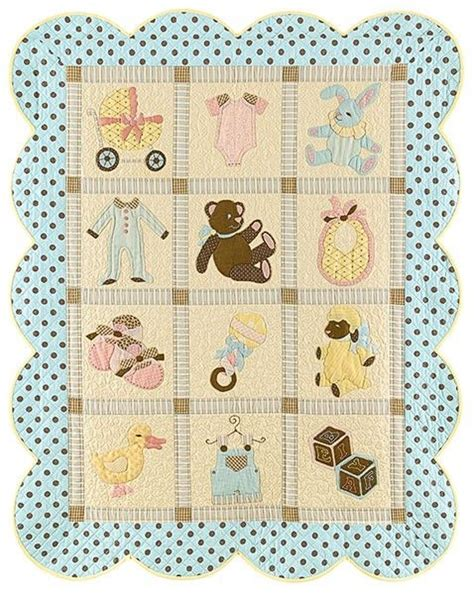 Vintage Baby Quilt Pattern by Lullaby Heirloom Baby Quilt Pattern Verna Mosquera The