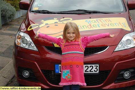 Autowerbung Kinder by Raffini Kinderevents Autowerbung 10 Raffini