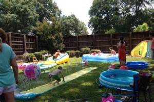 backyard party ideas for kids sprinkler party fabulous at fifty