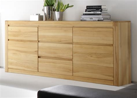 Kommoden Und Sideboards Günstig by Sideboard Kommode Kernbuche Massiv Ponto