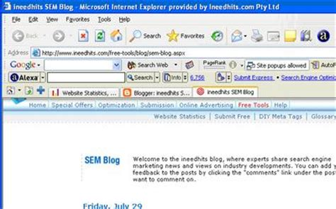 Msn Number Lookup Search Engine News Msn Search Tool Bar Adds Tabbed Browsing Ineedhits
