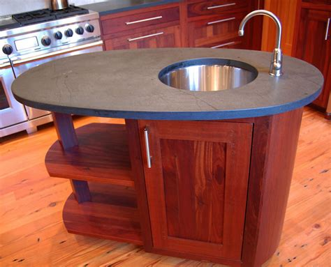 oval kitchen island oval custom wood kitchen island kitchen islands and