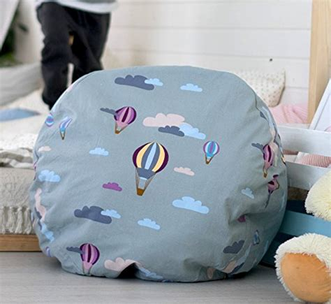 stuffed animal bean bag storage pattern kenley stuffed animal storage bag for large